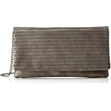 Portemonnaie, Womens Wallet, Silver (Silver Lining), 2x9x12 cm (B x H T) s.Oliver