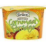 Grace Instant Cornmeal Porridge 60 g (Pack of 12)