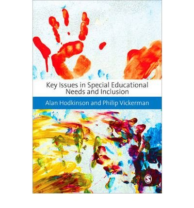 Key Issues in Special Educational Needs and Inclusion by Vickerman, Philip ( AUTHOR ) May-18-2009 Paperback