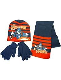 Star Wars - Conjunto gorro guantes bufanda - para niño - PH4281