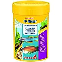 Sera 01240FD mixpur 100ml–erbissen de fuga de mezcla para el sociedad Platillos, mediante un Proceso de fabricación especialmente muy aufweniges libre de parasiten & Enfermedad secundaria
