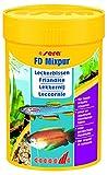 Sera 01240 FD mixpur 100 ml - Leckerbissen-Mischung für das Gesellschaftsbecken, durch ein besonders sehr aufweniges Herstellungsverfahren frei von Parasiten & Krankheitserregern