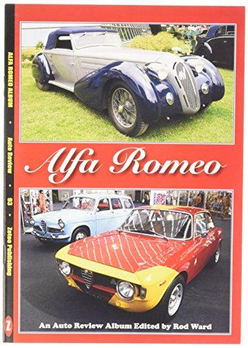 Auto Libros Alfa Romeo