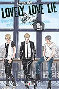 Lovely Love Lie Edition simple Tome 18