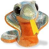 YooHoo - Cobra ojos brillantes, 13 cm, color naranja (Aurora 0060029247)