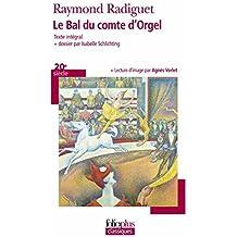 Le Bal du comte d'Orgel by Raymond Radiguet (2012-03-29)