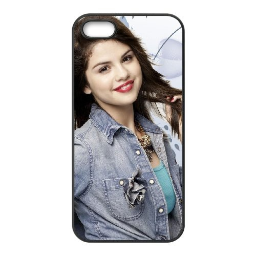 LP-LG Phone Case Of Selena Gomez For iPhone 5,5S [Pattern-6] Pattern-1