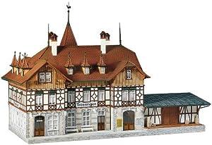 Faller 110114  - Estación de Trossingen Importado de Alemania