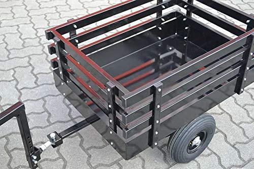Anhänger für Behindertenfahrzeuge, Invalidenfahrzeuge, Elektromobile, Rollstuhl.