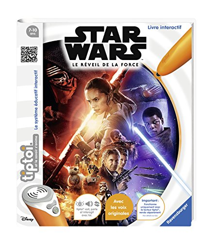 Ravensburger - 00678 - Livre Tiptoi - Star Wars Episode 7