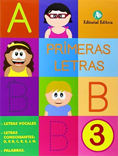 Lectoescritura. Primeras Letras 3 por Rosa María Martí