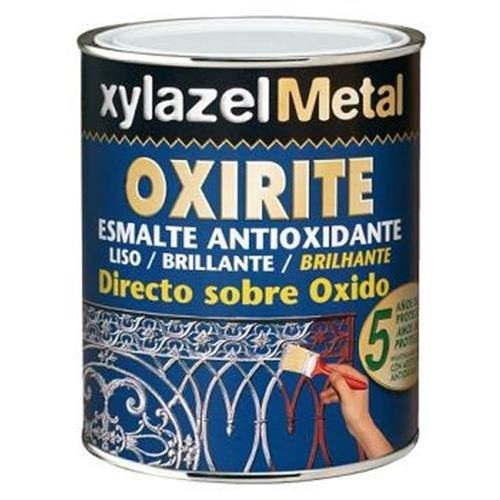 Xylazel M58134 - Oxirite smooth shiny black 750 ml