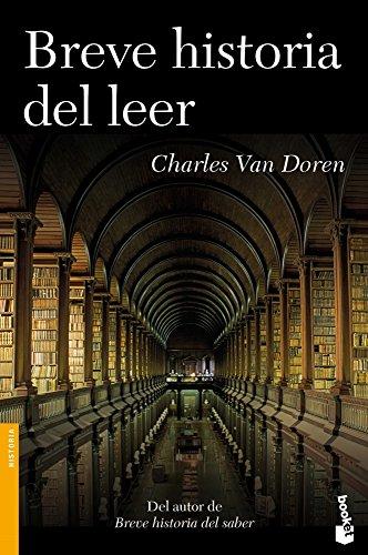 Breve historia del leer (Divulgación) por Charles Van Doren
