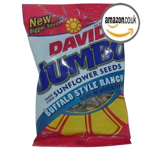 david-jumbo-sunflower-seeds-buffalo-style-ranch-flavour-149g-bag