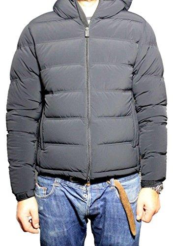 ASPESI giacca uomo Modello Elastico (XXL, Blu/Black)