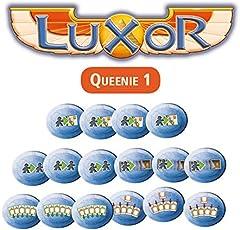 Queen Games 46302 - Luxor Queenie 1: der Skarabäenschwarm
