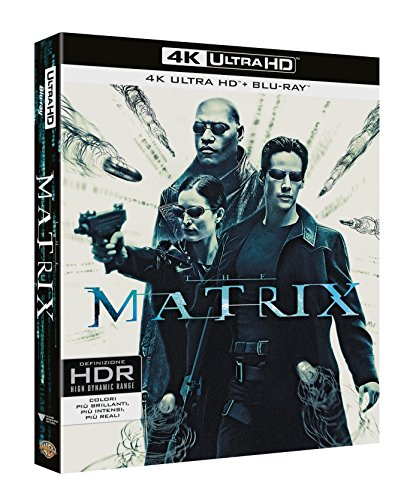 Matrix (4K UHD + Blu-Ray)