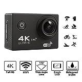 StillCool Sportkamera 4k Wifi - Wasserdichte Kamera Action Kamera 16Mp 30M Wasserdicht