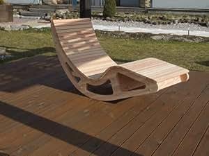 balan oire chaise longue chaise longue relax mod le 4 w jardin. Black Bedroom Furniture Sets. Home Design Ideas