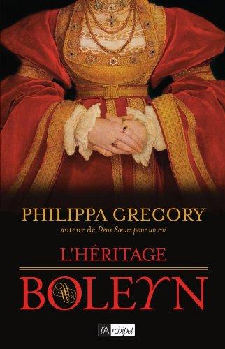 L'héritage Boleyn par Philippa Gregory