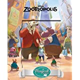 Disney Zootropolis Magical Story (Magical Story With Lenticular)