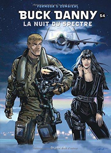 Buck Danny - tome 54 - La nuit du spectre par Frédéric Zumbiehl