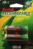 Kodak Rechargeable 2600 mah Ni-mh Batter...