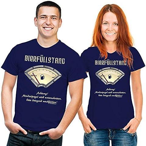 T-Shirt frasi.., è birra schiuma di riempimento