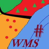 WMS Map Viewer plus