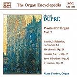 ?uvres pour orgue (Volume 7)