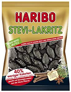 Haribo Stevi-Lakritz, 5er Pack (5 x 100 g)