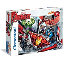 Clementoni 24036 - Avengers Maxi Puzzle, 24 Pezzi