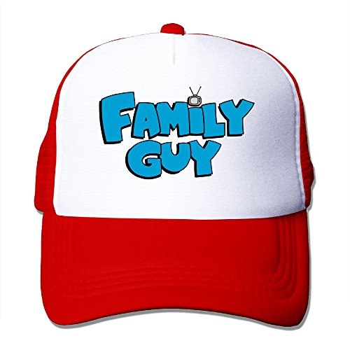 Fitty area Family TV Show Geek Snapback One Size RoyalBlue Red (Geek-show)