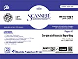 Scanner CMA Final Group-IV (2016 Syllabus) Paper-17 Corporate Financial Reporting