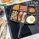 Appetitissime Fast & Easy Cooker Antihaft Multipfanne 5 in 1