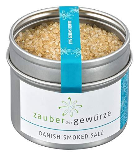 Zauber der Gewürze Danish Smoked Salz, 135g -