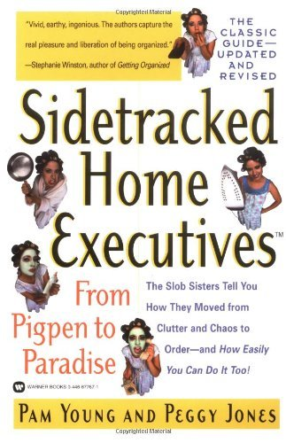 Sidetracked Home Executives by Pam Young (18-May-2001) Paperback