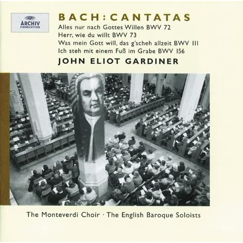 "J.S. Bach: Cantata ""Alles nur nach Gottes Willen"" BWV 72 - 3. Recitative: ""So glaube nun!"""