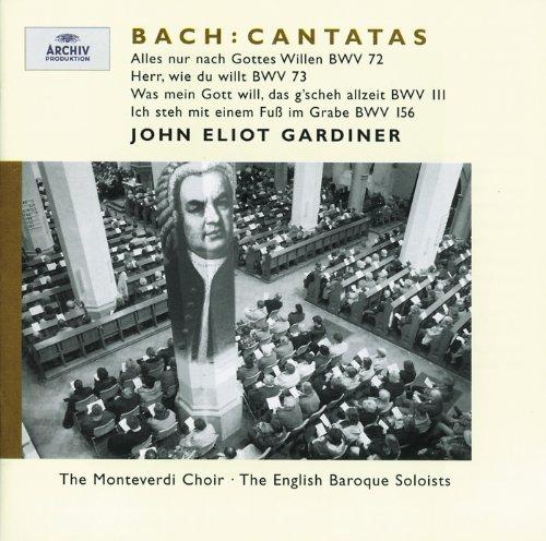 """J.S. Bach: Cantata """"Alles nur ..."""