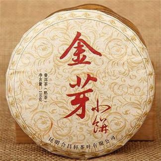 100g-022LB-China-Pu-erh-Tee-gekocht-Tee-grne-Triebe-Gold-grne-Lebensmittel-gesund-Schwarzer-Tee-Puer-Tee-Puer-Tee-Pu-Tee-Tee-Rei-Tee-Tee-Puerh-Tee-gesundes-Essen-Grnes-Essen-Alte-Bume-Pu-Erh-Tee