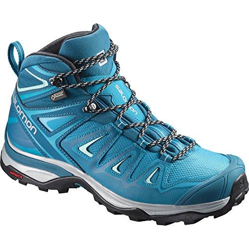 Salomon X Ultra Mid 3 Gore-Tex Women's Outdoor Stiefel - SS18-39.3 (Damen-ski-stiefel Wildleder)