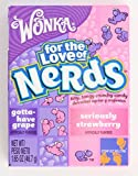 Wonka Nerds Strawberry/Grape 46g (pack of 1)