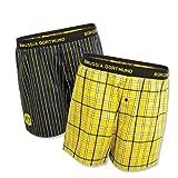 BVB 09 Borussia Dortmund Boxershort 2er-Pack Gr. L Baumwolle