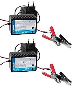 2 X Batterietrainer 12v Batterie Erhaltungsladegerät 10 250ah Ladegerät Auto