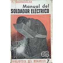 MANUAL DERL SOLDADOR ELECTRICO
