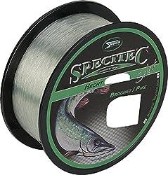 Specitec Hecht Schnur 0,32mm - Farbe: Light Green Transparent - Angelschnur Monofil Zielfischschnur Hechtschnur