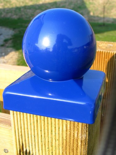 Kugel 70/70 blau (ähnlich RAL 5002)