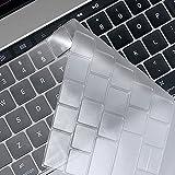 #5: OJOS™ Ultra Thin TPU Keyboard Cover Skin Protector Film for MacBook Pro 13