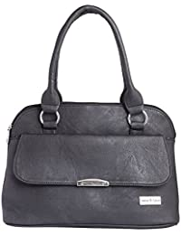 LB- Hand Bag For Women And Girls Durable Spacious Designer Handbags With Multi Compartments Pink,LB-313 (dark...