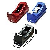 160038 - Set de 3 Dispensadores de cinta adhesiva para celo de tamaño estándar (Grande)
